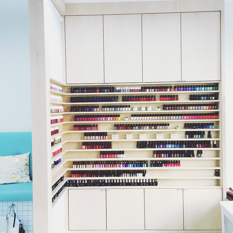 Minty Nail Salon | 646.964.4116 | 244 East 13th St. New York, NY 10003